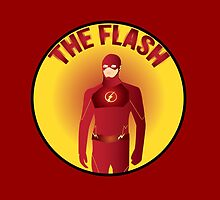 THE FLASH by LucyHollyhock