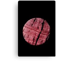 Cabernet Cork Canvas Print