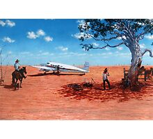 Outback Saviours Photographic Print