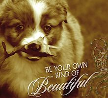 Be Beautiful by Samantha Dean