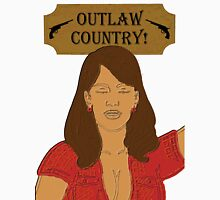 Outlaw Country Unisex T-Shirt