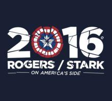 Rogers / Stark 2016: Broken Shield Edition by Eozen