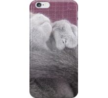 Tuck in my tail iPhone Case/Skin