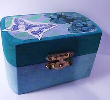 My Little Jewlery Box by Ashley Hanna