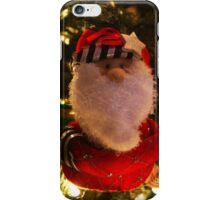 Christmas Tree Santa iPhone Case/Skin