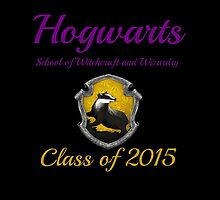 Hufflepuff 2015 by etaworks