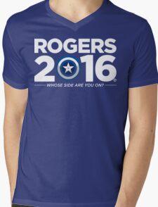 Rogers 2016 Mens V-Neck T-Shirt