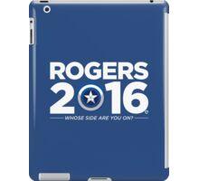 Rogers 2016 iPad Case/Skin