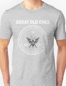 Seal of the Great Old Ones - White T-Shirt