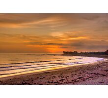 Ventura Beach Photographic Print