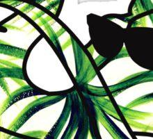 Leaf Mammoth Sticker