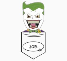 Joker Pocket Tee Kids Clothes