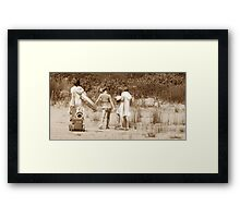 Child Play 2 Framed Print