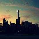 Neopolitan Sky by Bethany Peiper