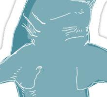 Killer Queen- Great White Shark Sticker