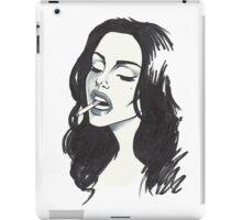 LANA DEL REY iPad Case/Skin