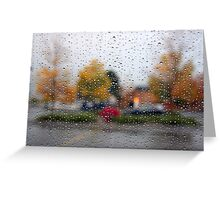 Colors of Fall - Denver, Colorado Greeting Card