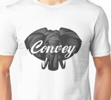 Convey Elephant Unisex T-Shirt
