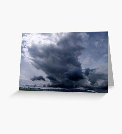 Spring Storm Greeting Card
