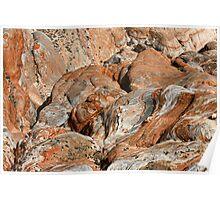 Desert Rock Poster