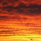 Orange Sky by Ghelly