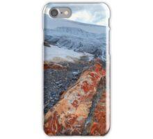 Wapta icefield iPhone Case/Skin