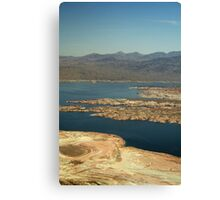Las Vegas: Lake Mead 003 Canvas Print
