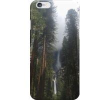 Yosemite Falls, CA iPhone Case/Skin