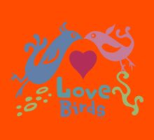 Love Birds  Kids Clothes