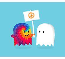 Hippie Ghost Photographic Print