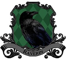 Raverin House Crest by SedatedArtist