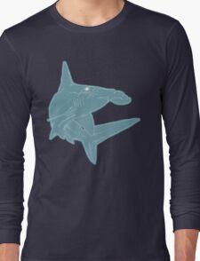 Hammerhead Shark Long Sleeve T-Shirt