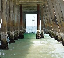 Under The Pier by todski2