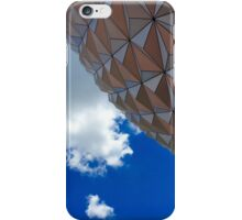 Spaceship Earth  iPhone Case/Skin