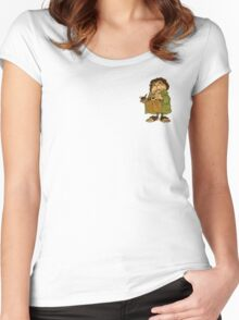 Bilbo Baggins Women's Fitted Scoop T-Shirt