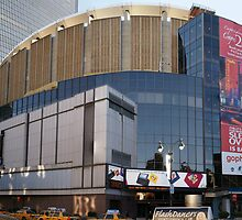Madison Square Garden- New York City by hunkin