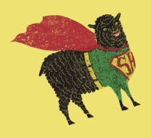 Superhero  Sheep Kids Clothes