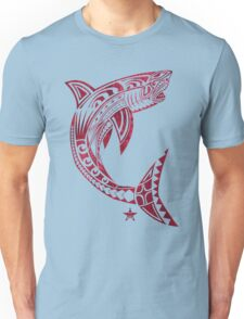 Great White Bite Unisex T-Shirt