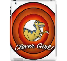 Clever Girl - Looney Tunes iPad Case/Skin