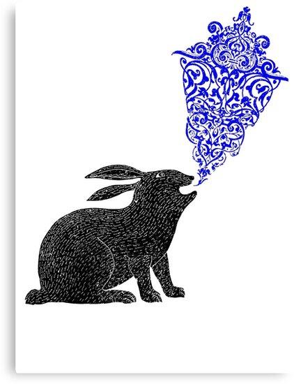 Rabbit Sings the Blues by SusanSanford