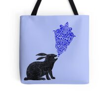 Rabbit Sings the Blues Tote Bag