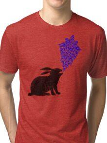 Rabbit Sings the Blues Tri-blend T-Shirt