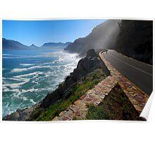 Chapmans Peak Drive Cape Town Poster