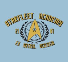 Star Trek - Starfleet Academy - Command One Piece - Short Sleeve