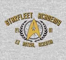Star Trek - Starfleet Academy - Command Kids Tee