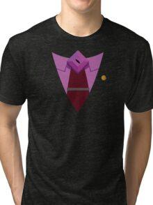 Daddy's Little Monster Tri-blend T-Shirt