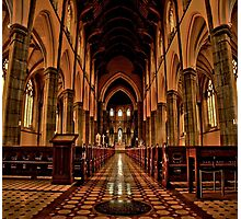 Cathedral #1 Photographic Print