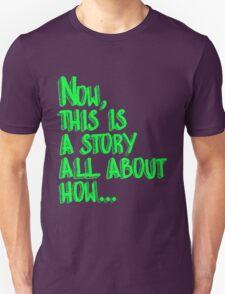 Fresh Prince Intro Unisex T-Shirt