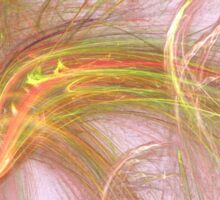 Wispy Willow Sticker