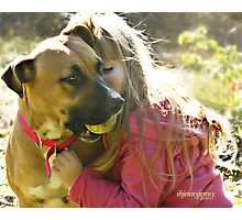 Love Is A Beautiful Thing  Photographic Print